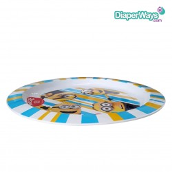 DESPICABLE ME FOOD PLATE