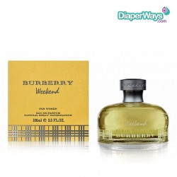 BURBERRY WEEKEND FOR WOMEN 100ML
