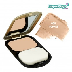 MAX FACTOR FACEFINITY COMPACT FOUNDATION SPF15 (008 TOFFEE)