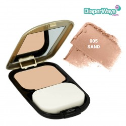 MAX FACTOR FACEFINITY COMPACT FOUNDATION SPF15 (005 SAND)