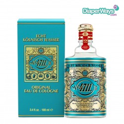 4711 ORIGINAL EAU DE COLOGNE 100ML