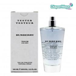 BURBERRY TOUCH FOR MEN EDP 100ML (TESTER)