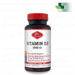 OLYMPIAN LABS VITAMIN D3 (100 PCS)