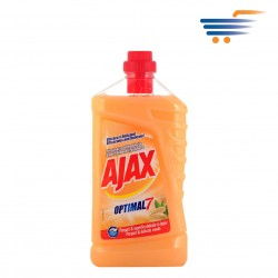 AJAX OPTIMAL 7 FOR PARQUET AND DELICATE WOODS 1LT