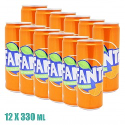 FANTA 12X330ML