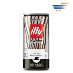 ILLY CAFFE ESPRESSO ΜΕ ΖΑΧΑΡΗ 200ML