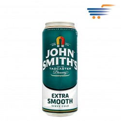 JOHN SMITH'S EXTRA SMOOTH BEER 500ML
