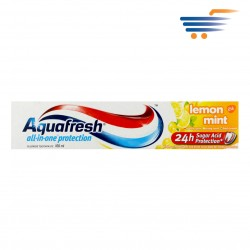 AQUAFRESH TOOTHPASTE LEMON MINT 100ML