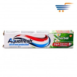 AQUAFRESH TOOTHPASTE HERBAL 100ML