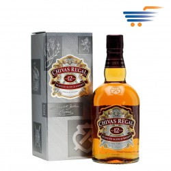 CHIVAS REGAL 12 BLENDED SCOTCH WHISKY 700ML